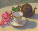 Tea with Hawthorne